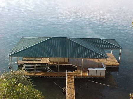 Boat Dock How to Build a Boat Dock