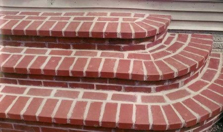 Brick Steps How to Build a Brick Steps
