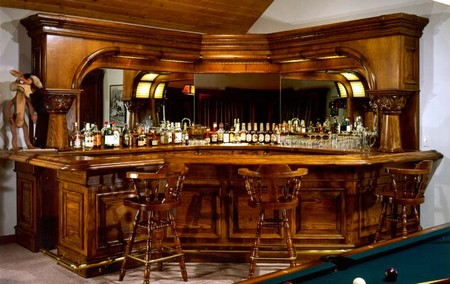 How to Build a Bar « It\'s Buildable