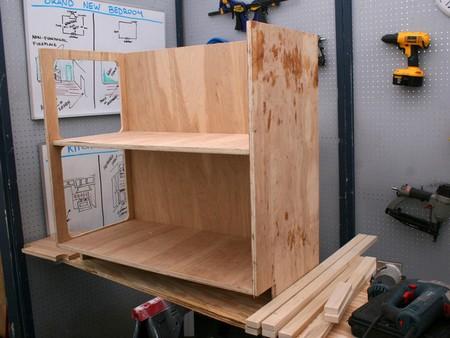 Build a Cabinet How to Build a Cabinet