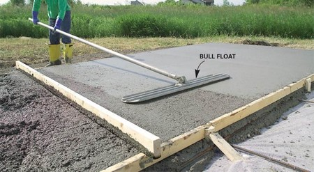 Build a Concrete Slab How to Build a Concrete Slab
