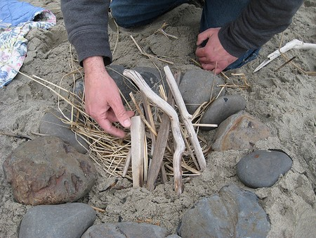 Build a Fire How to Build a Fire