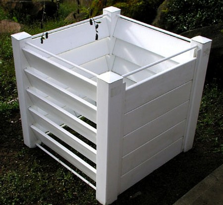 Compost Bin How to Build a Compost Bin