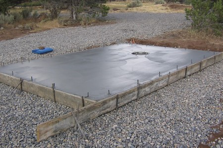 How To Build A Concrete Slab It 39 S Buildable