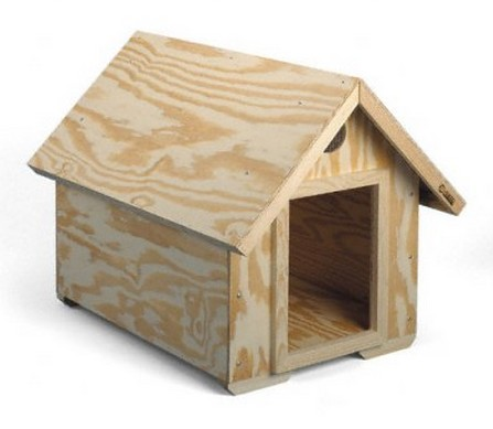 Dog House 1 How to Build a Dog House