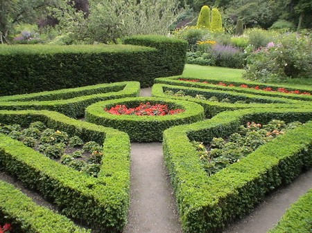How to Build a Garden Maze