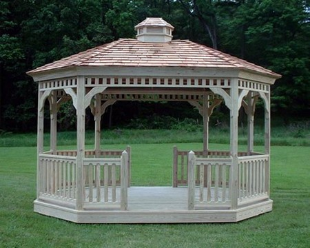 Gazebo 1 How to Build a Gazebo