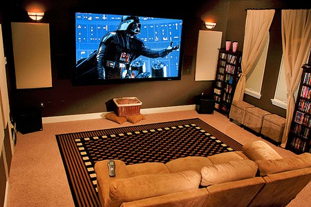 Home Theatre 1 How to Build a Home Theatre