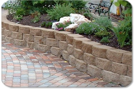 Retaining Wall How to Build a Retaining Wall