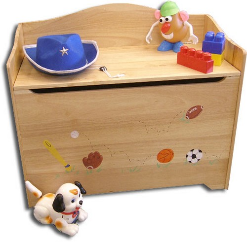 Toy Box 1 How to Build a Toy Box