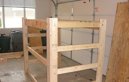 Build Loft Bed How to Build a Loft Bed