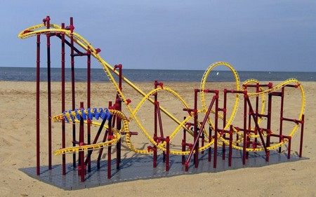 Build a Roller Coaster How to Build a Roller Coaster