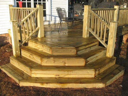 Deck Stairs 1 How to Build Deck Stairs