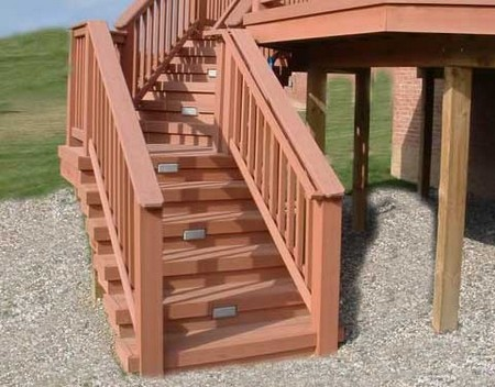 Deck Stairs How to Build Deck Stairs