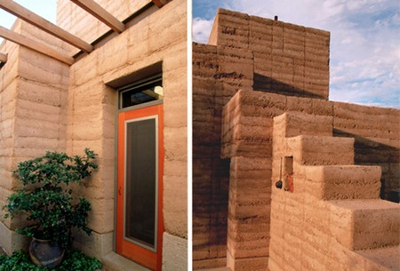 Rammed Earth House How to Build a Rammed Earth House