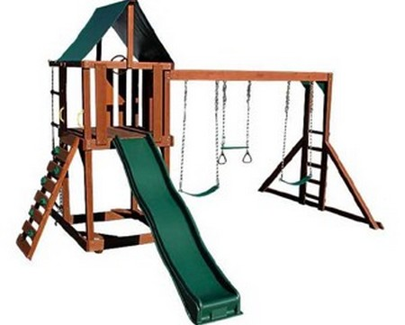 Swing Set How to Build a Swing Set