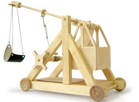 Trebuchet How to Build a Trebuchet