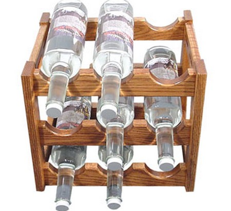 Wine Rack 1 How to Build a Wine Rack