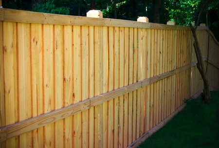 Wooden Fence How to Build a Wooden Fence