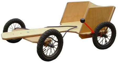Wooden Go Kart How to Build a Wooden Go Kart