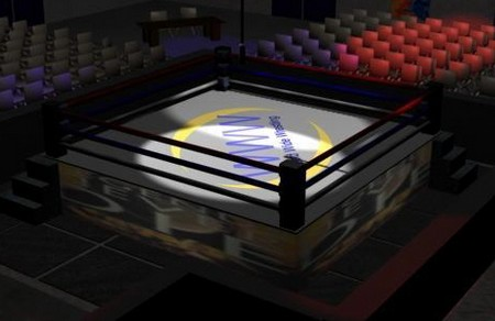 Wrestling Ring 1 How to Build a Wrestling Ring